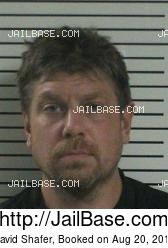 David Shafer mugshot picture