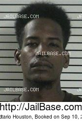 Sandtario Houston mugshot picture