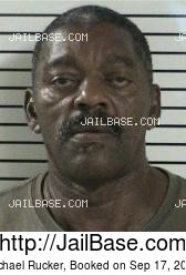Michael Rucker mugshot picture