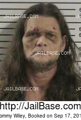 Tommy Wiley mugshot picture