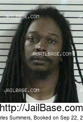 Charles Summers mugshot picture
