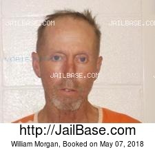 William Morgan mugshot picture