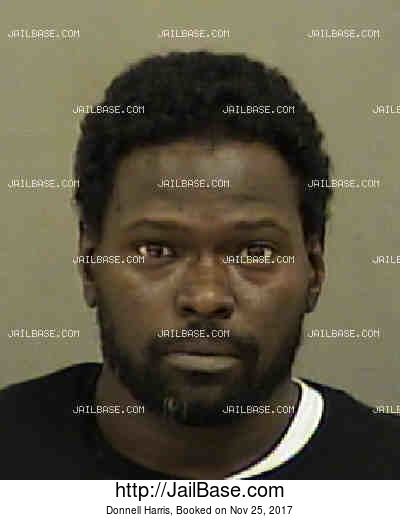 DONNELL HARRIS mugshot picture