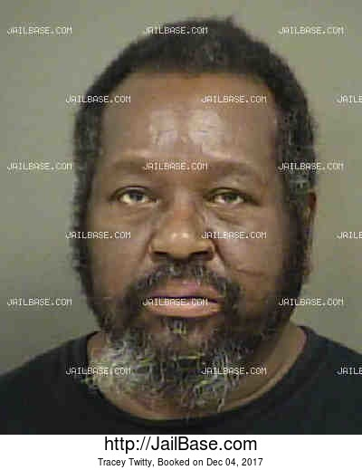 TRACEY TWITTY mugshot picture