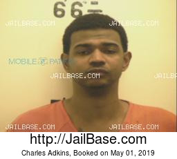 Charles Adkins mugshot picture