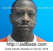 Curtis Valusiti mugshot picture