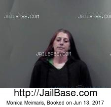Monica Meimaris mugshot picture