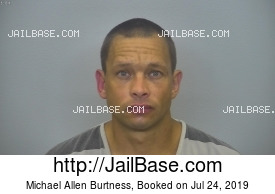 MICHAEL ALLEN BURTNESS mugshot picture