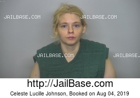CELESTE LUCILLE JOHNSON mugshot picture