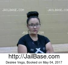 Desiree Vega mugshot picture