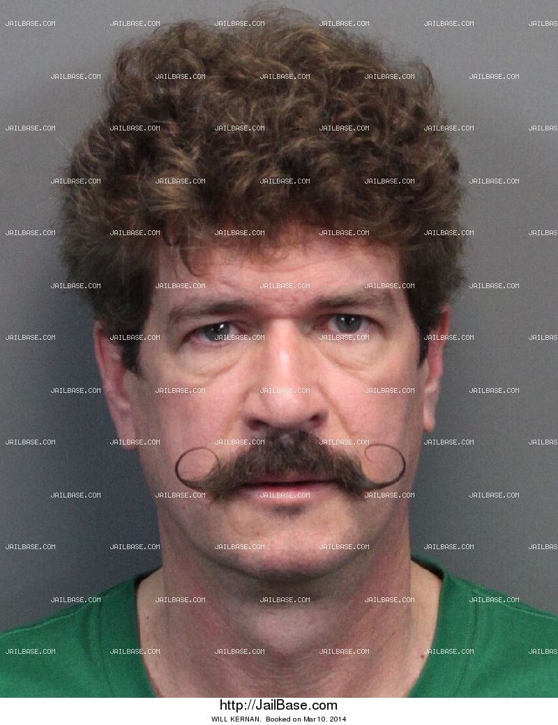 will kernan mugshot picture