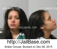 Amber Crouse mugshot picture