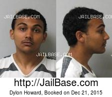 Dylon Howard mugshot picture