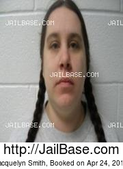 Jacquelyn Smith mugshot picture