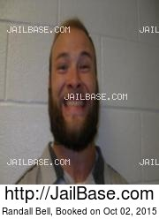 Randall Bell mugshot picture