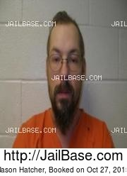 Jason Hatcher mugshot picture