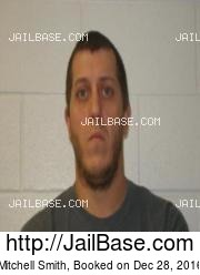 Mitchell Smith mugshot picture