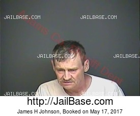 james H johnson mugshot picture