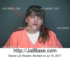 Stacey Lyn Royster mugshot picture