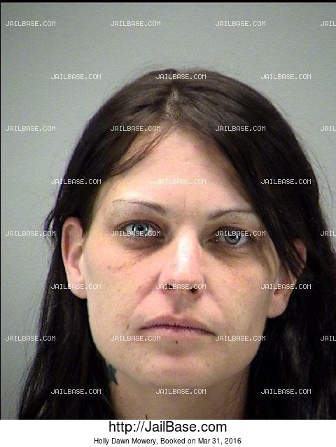 HOLLY DAWN MOWERY mugshot picture