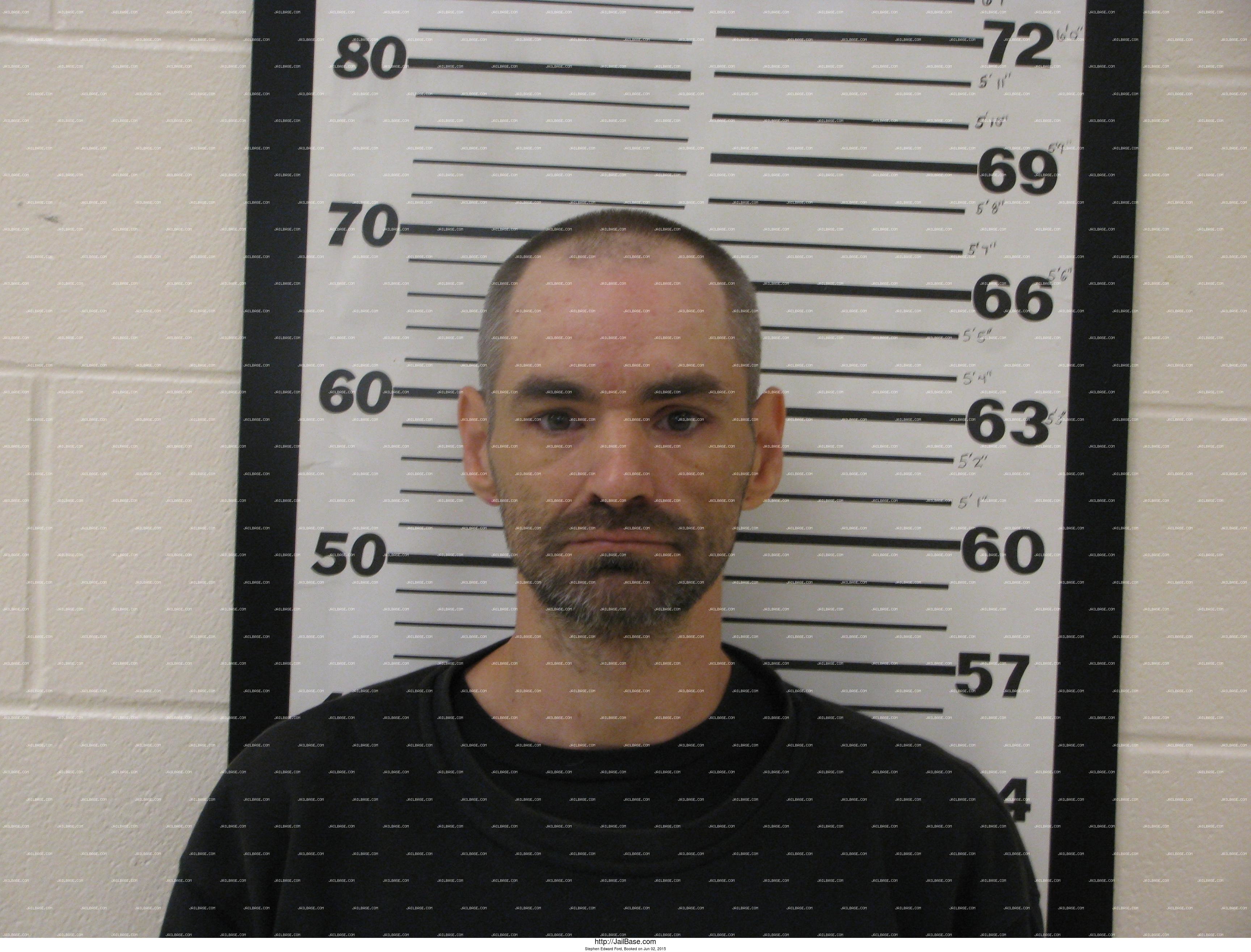 STEPHEN EDWARD FORD mugshot picture