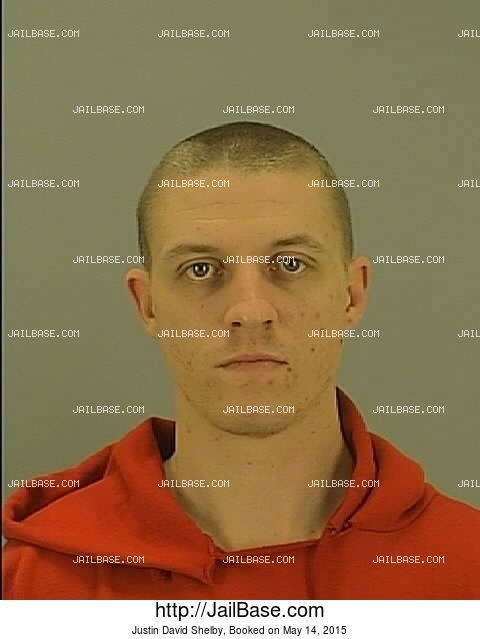 JUSTIN DAVID SHELBY mugshot picture