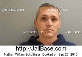 NATHAN WILLIAM SCHULTHESS mugshot picture