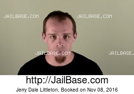 JERRY DALE LITTLETON mugshot picture