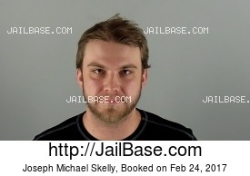 JOSEPH MICHAEL SKELLY mugshot picture