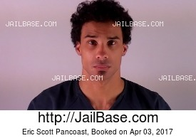 ERIC SCOTT PANCOAST mugshot picture