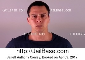 JARRETT Anthony CONREY mugshot picture
