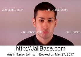 AUSTIN TAYLOR JOHNSON mugshot picture