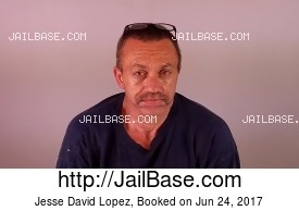 JESSE DAVID LOPEZ mugshot picture