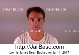 LONNIE JAMES NEER mugshot picture