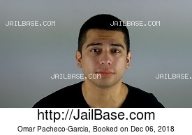 OMAR PACHECO-GARCIA mugshot picture