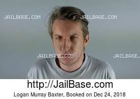 LOGAN MURRAY BAXTER mugshot picture