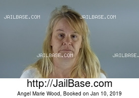 ANGEL MARIE WOOD mugshot picture