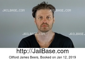 CLIFFORD JAMES BEERS mugshot picture