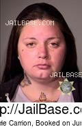 Alyssa Marie Carrion mugshot picture