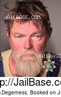 Gary William Degerness mugshot picture