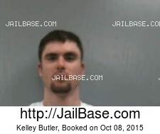 Kelley Butler mugshot picture