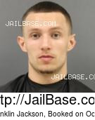 Hunter Franklin Jackson mugshot picture