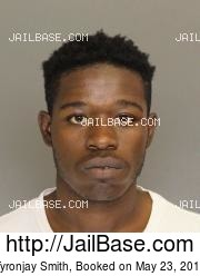 Tyronjay Smith mugshot picture