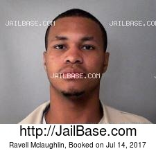 Ravell Mclaughlin mugshot picture