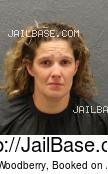 PATTY NICOLE WOODBERRY mugshot picture