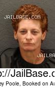 APRIL CHANTEY POOLE mugshot picture