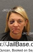 TINA PITTS DUNCAN mugshot picture