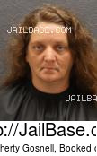 STEPHANIE DAUGHERTY GOSNELL mugshot picture