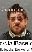JASON SCOTT HOLBROOKS mugshot picture
