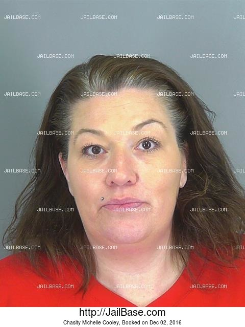 Chasity Michelle Cooley mugshot picture